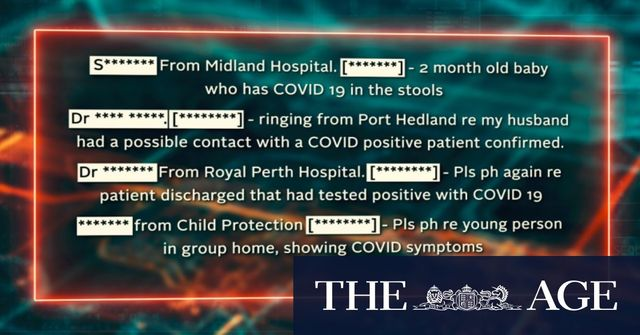'Unforgivable': the Privacy Breach that Exposed Sensitive Details of West Australia's Virus Fight featured image