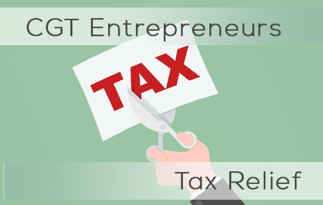Government is warned against cutting Entrepreneurs' Relief in Budget featured image