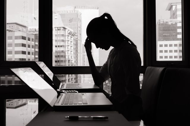 Work Stress Is Tied To Low Self-Esteem, Research Finds featured image