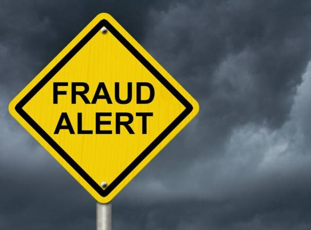 Blame it on the fraudsters featured image