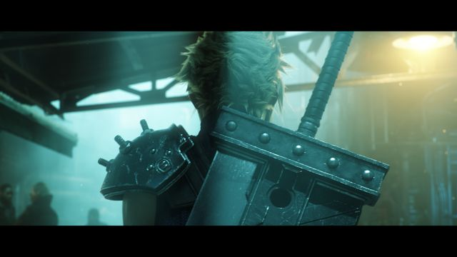 Final Fantasy VII remake featured image
