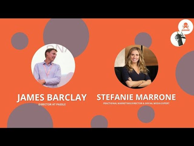 Professional Services Growth Live - Episode 3 - Social Media Marketing with Stefanie Marrone featured image