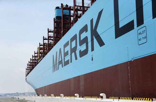 Shipping Giant Maersk Aims for Zero Net Carbon Emissions by 2050 featured image