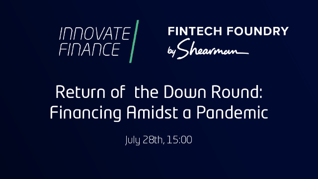 Return of the Down Round: Financing Amidst a Pandemic featured image