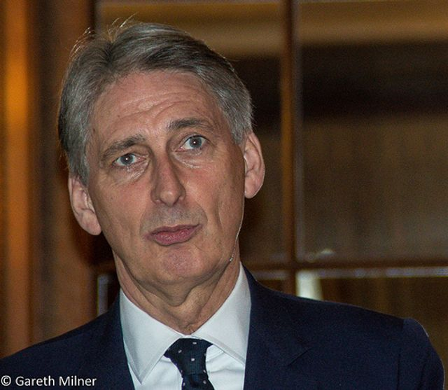 Stating the obvious and killing the golden goose! Philip Hammond featured image