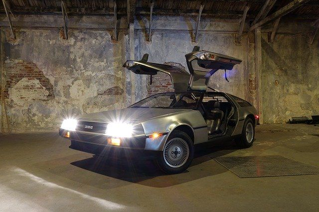 Back to the Future: Part 1 featured image