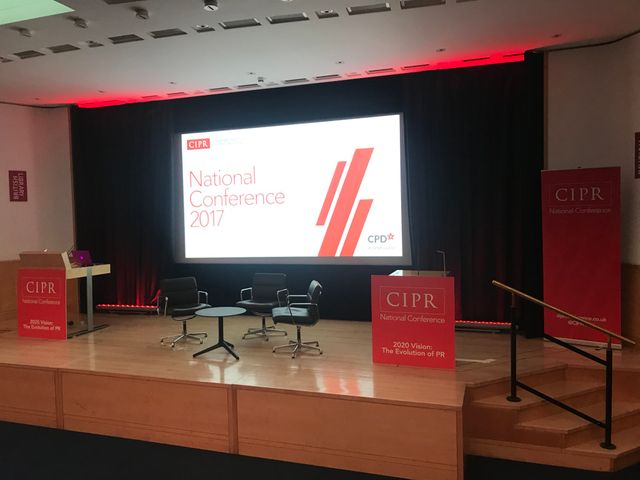 The CIPR National Conference: A masterclass in corporate purpose from global brands featured image