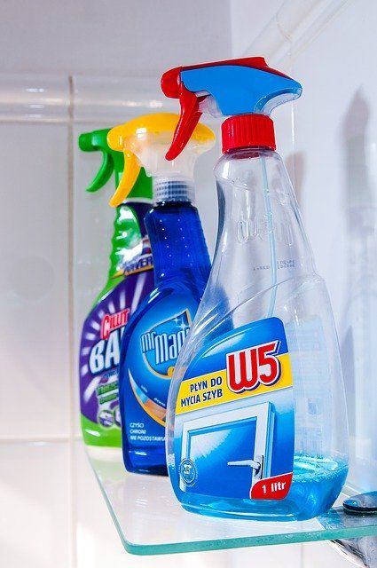 Claim substantiation in Cleaning Product Advertisement featured image