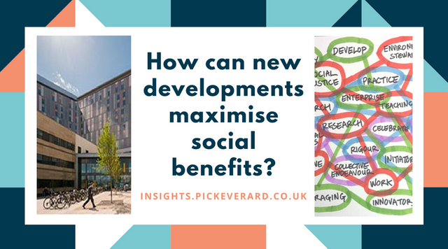 How can new developments maximise social benefits? featured image