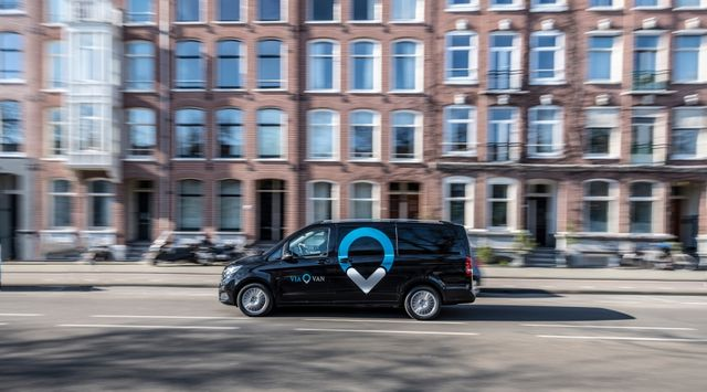 ViaVan Ride-Sharing Service Launched In London featured image