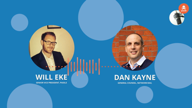 Passle Podcast EP 25 - Dan Kayne on the O-shaped lawyer movement. featured image
