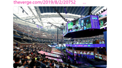 E-SPORTS MARKET GROWTH CONTINUES APACE WITH SUCCESS OF FIRST FORTNITE WORLD CUP