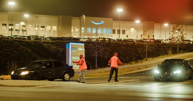Union efforts at Amazon warehouse in Alabama -- A taste of things to come? featured image