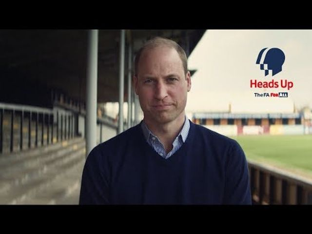 "Here's a ""Heads Up"" from the FA on how your business can change the mental health game featured image"