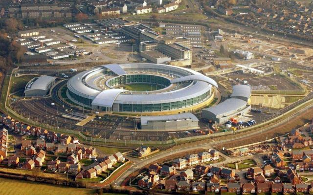 Ex-Deputy Head of MI5 Talks Cyber-Security. featured image