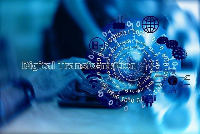 The Role of AI and ML in Digital Transformation featured image