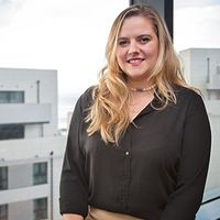 Gabrielle McGhie, Trainee Solicitor, Hassans