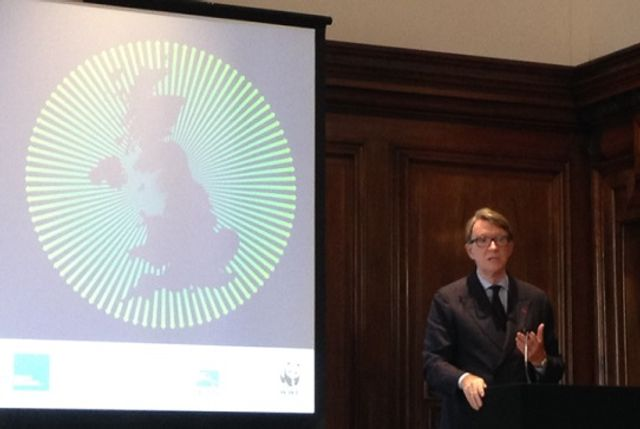 Lord Mandelson speaks... featured image