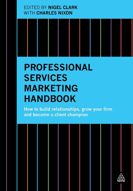 The Professional Services Marketing Handbook. Read it! featured image