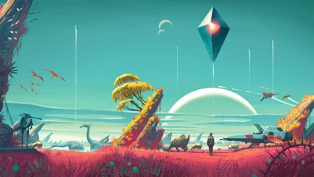 No Man's Sky: The fine line between overhyped and misleading featured image