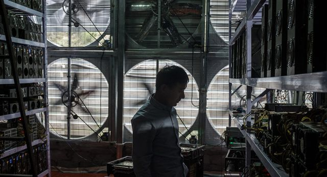 Life inside of China's massive and remote bitcoin mines featured image