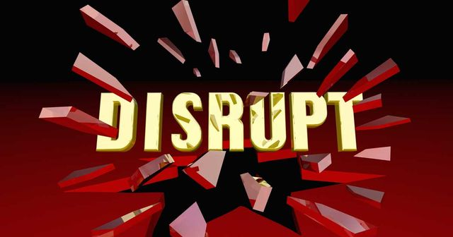 Don't Disrupt to Grow, Grow to Disrupt featured image