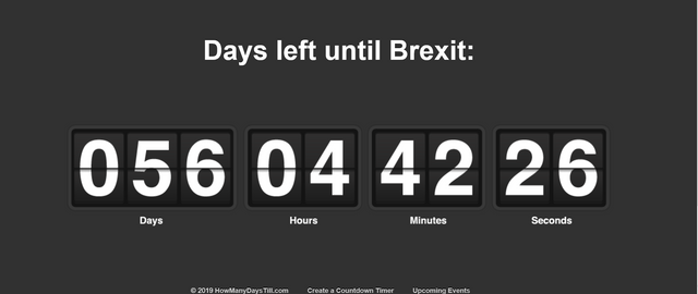 Brexit: eight weeks and counting featured image
