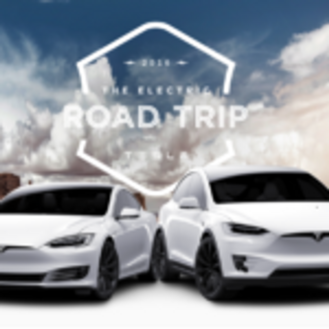 "Tesla Kicks Off ""The Electric Road Trip"" For Owners & Enthusiasts featured image"