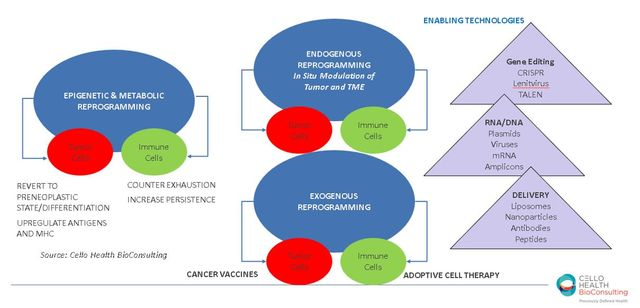 Turning Anticancer Therapy Inside-Out (Part I): From Exogenous to Endogenous--Moving Treatment In Situ featured image