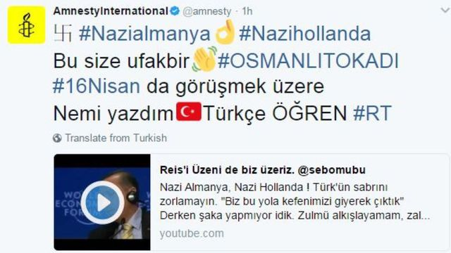 Check your Twitter account - Twitter hacked by supporters of Turkish Govt featured image