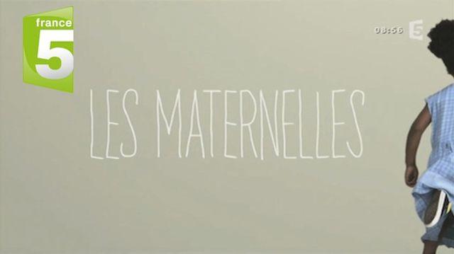 « Silence en plateau … ça tourne ! ». Coulisses du tournage de l'émission « Les maternelles ». featured image