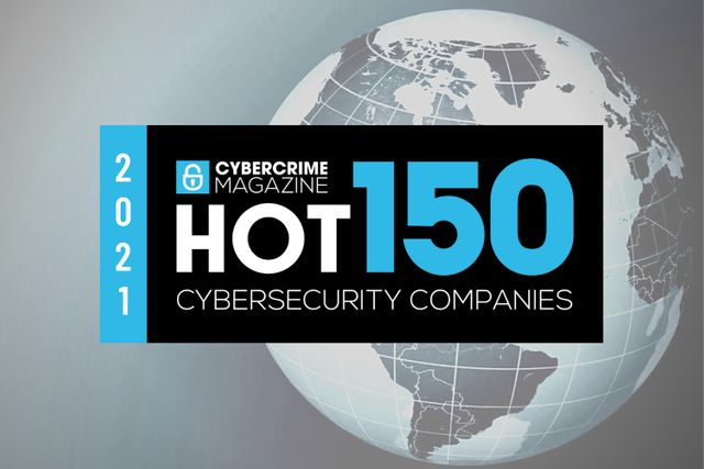 Cybersecurity Ventures publishes its second annual Hot 150 Cybersecurity Companies featured image