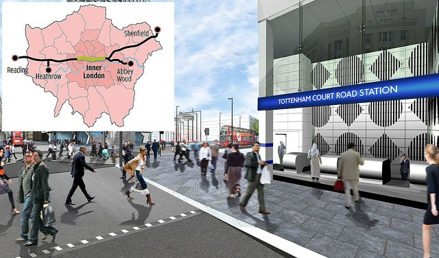 Crossrail creating demand for new homes featured image