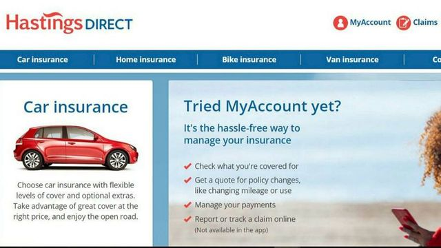UK insurer Hastings to be taken private in £1.7bn deal featured image