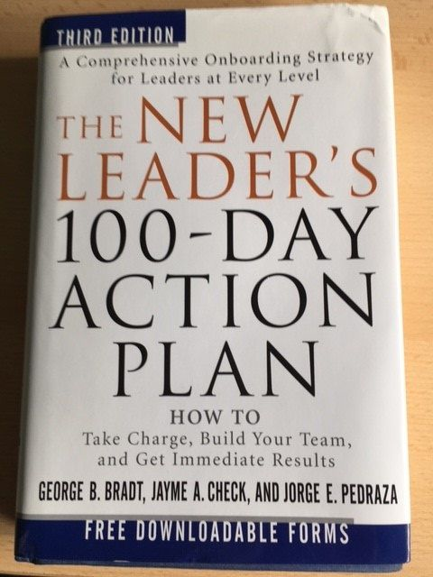The Importance of Onboarding - New Leaders 100-Day Action Plan featured image