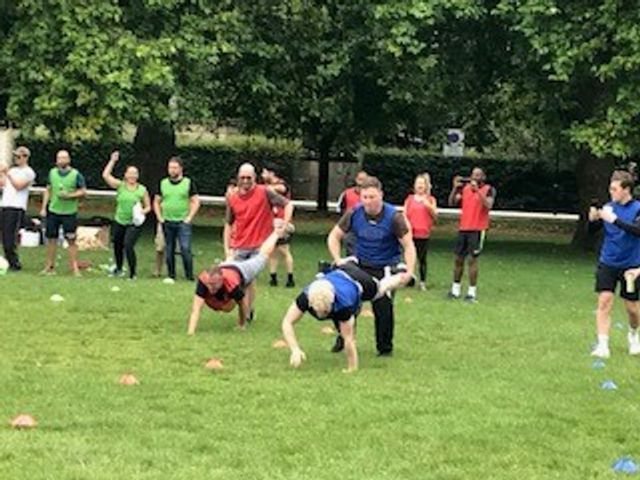 'Sports Day' = recruiter team building at its finest! featured image