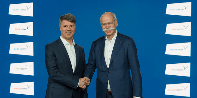 BMW & Mercedes consider platform collaboration featured image
