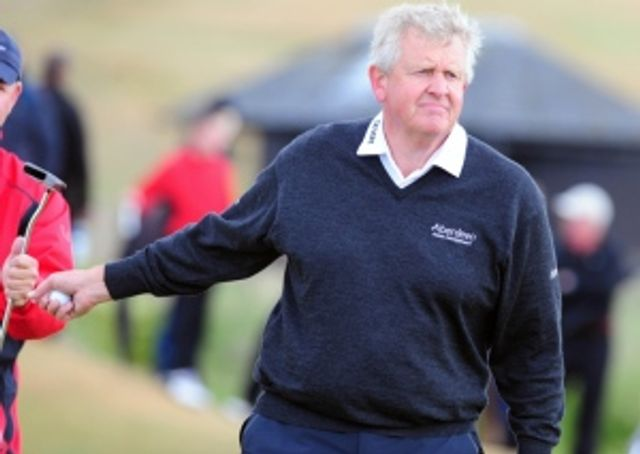 Golfer Colin Montgomerie confirms news of divorce from second wife featured image