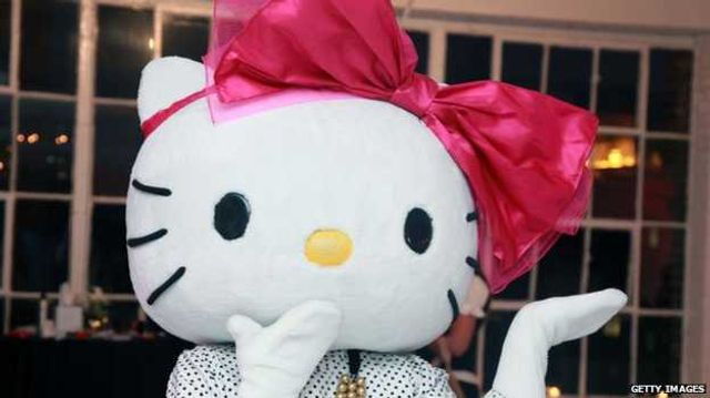 Hello Kitty is not a cat - she's a British school kid featured image