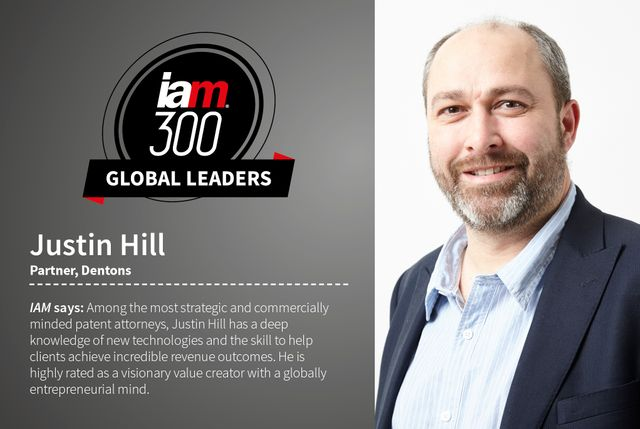 "Seraphim's very own ""SpaceTech IP Guru"" recognised as a global leader: IAM Strategy 300 2021 featured image"