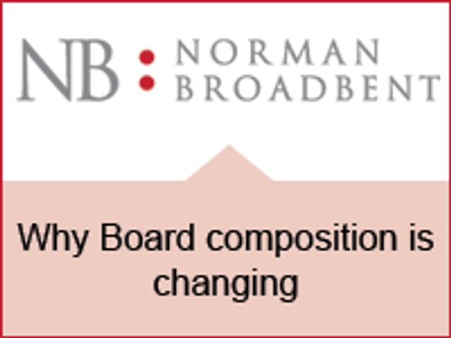Changing Face Of Board Leaders featured image