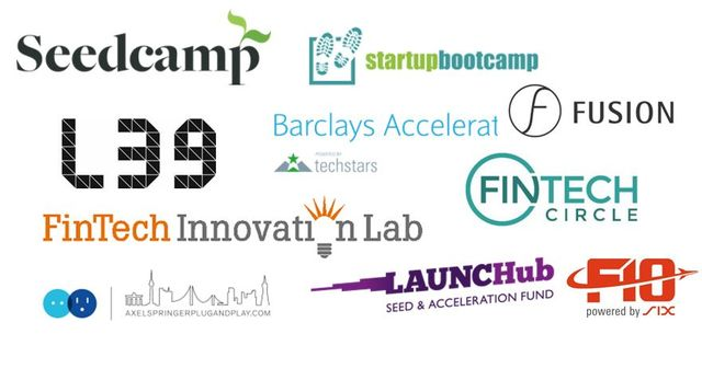 Top 10 Fintech Accelerators in Europe featured image