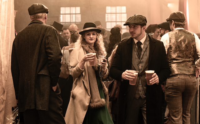 By order of the Peaky Blinders! I've heard very good, good, good things about you Birmingham people! featured image