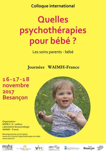 Quelles psychothérapies pour bébé ?  Les soins parents-bébés featured image