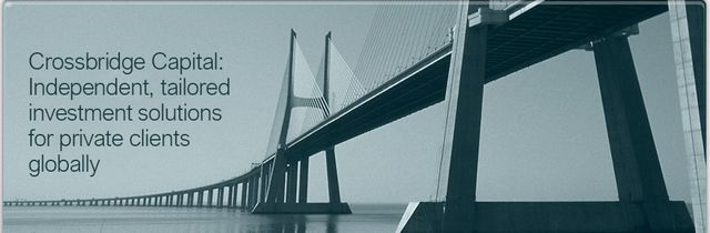 Crossbridge Capital to Launch Online Investment Platform for High Net Worth Investors in Singapore featured image