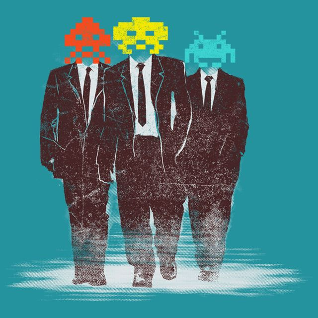 Creativity Will Drive off the Sharp Suited Invaders featured image