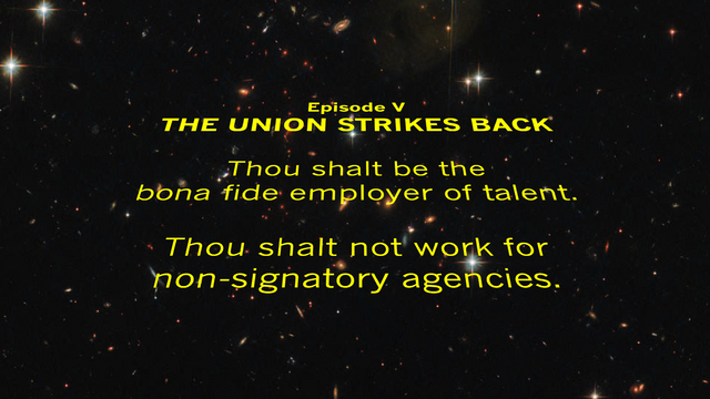 The Union Strikes Back featured image