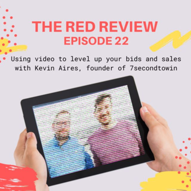 Show notes - Red Review Podcast S01E27 - Bid training and chill featured image