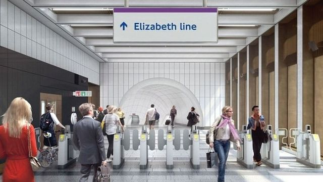 Crossrail project: New Elizabeth line stations revealed featured image