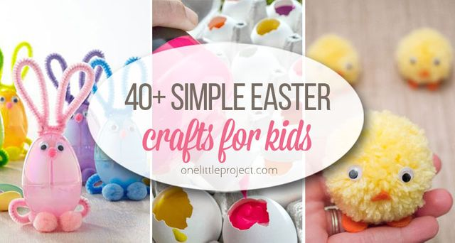It's Easter craft time! featured image